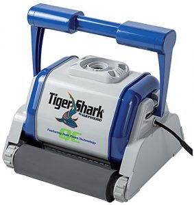 Hayward Tiger Shark QC, Nettoyeur Automatique